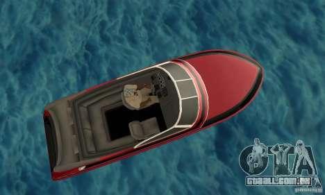 GTAIV TBOGT Floater para GTA San Andreas vista direita