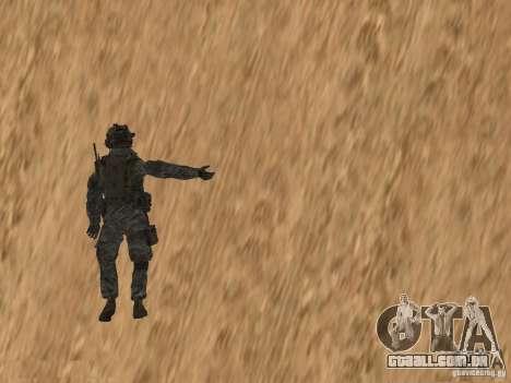 Animations v1.0 para GTA San Andreas quinto tela