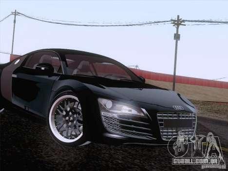 Audi R8 Hamann para o motor de GTA San Andreas