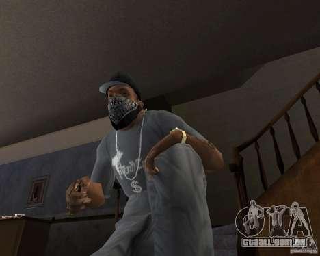 Kastet para GTA San Andreas terceira tela