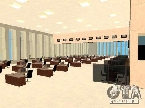 World Trade Center para GTA San Andreas nono tela