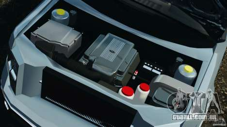 Ford F-150 v1.0 para GTA 4 vista de volta