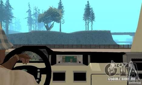 Range Rover Vogue 2003 para GTA San Andreas
