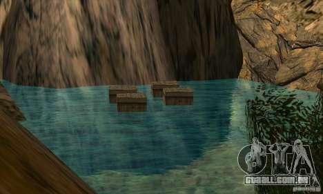 Cruzamento v 1.0 para GTA San Andreas quinto tela