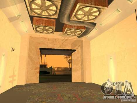 New PaynSpay: West Coast Customs para GTA San Andreas por diante tela