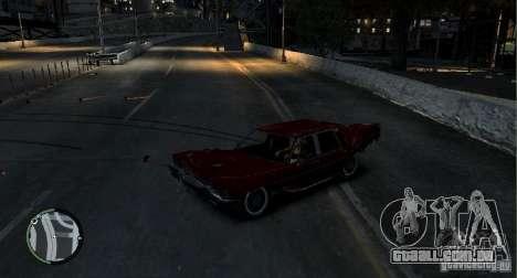 Danos realistas de carro para GTA 4 segundo screenshot