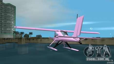 PZL 104 Wilga para GTA Vice City vista direita