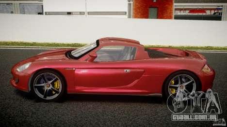Porsche Carrera GT [EPM] para GTA 4 esquerda vista