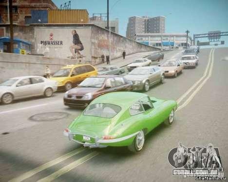 Traffic Load final para GTA 4 segundo screenshot