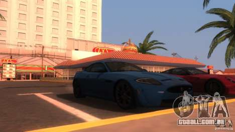 Sunny ENB Setting Beta 1 para GTA San Andreas terceira tela