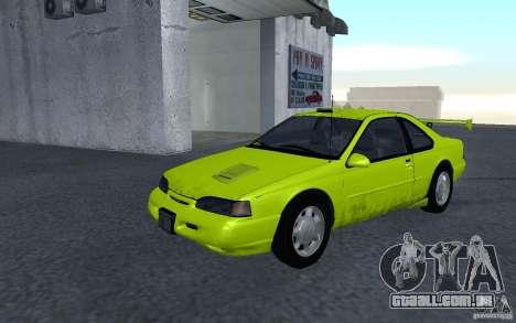 Ford Thunderbird 1993 para GTA San Andreas