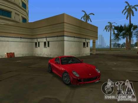 Ferrari 599 GTB para GTA Vice City