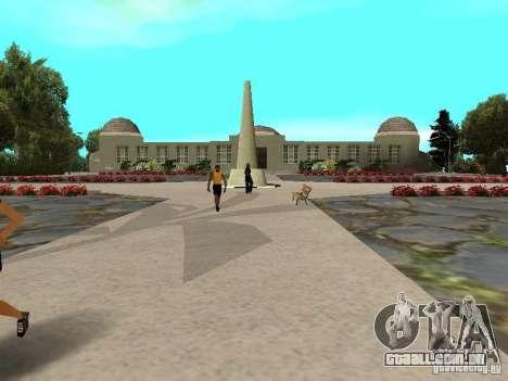Stone Mountain para GTA San Andreas terceira tela