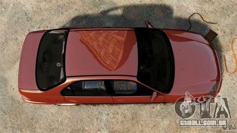 Honda Civic iES para GTA 4 vista direita
