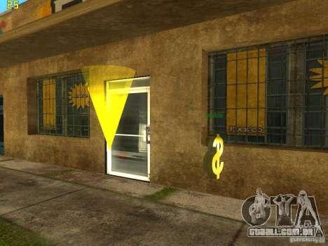 Negócios Cj v 2.0 para GTA San Andreas terceira tela