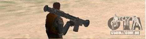 Half-Life weapon pack para GTA San Andreas terceira tela