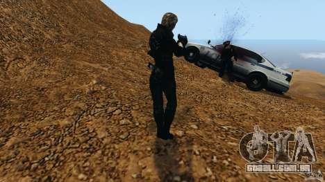 Bullet Time para GTA 4 por diante tela