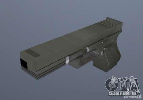 Glock 17 para GTA Vice City segunda tela