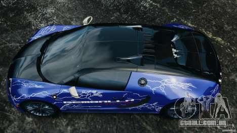 Bugatti Veyron 16.4 Super Sport 2011 v1.0 [EPM] para GTA 4 vista direita