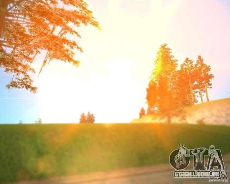 Real World ENBSeries v3.0 para GTA San Andreas segunda tela