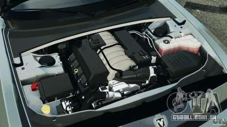 Dodge Challenger SRT8 2009 [EPM] para GTA 4 vista superior