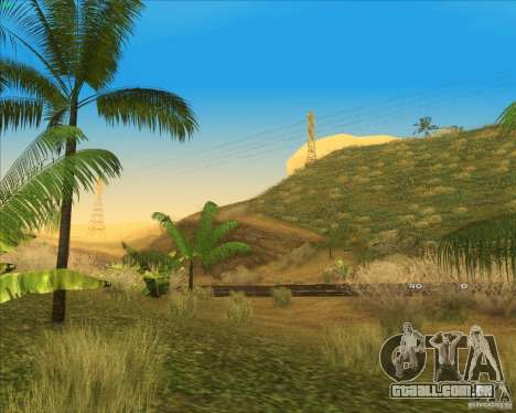 Project Oblivion 2010 HQ SA:MP Edition para GTA San Andreas quinto tela