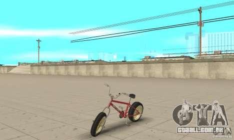 BMX Long 2 para GTA San Andreas
