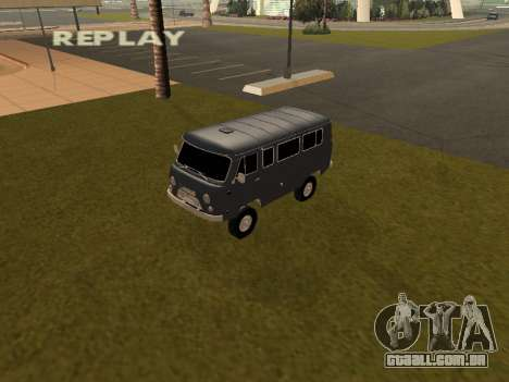 UAZ 2206 BPAN para GTA San Andreas