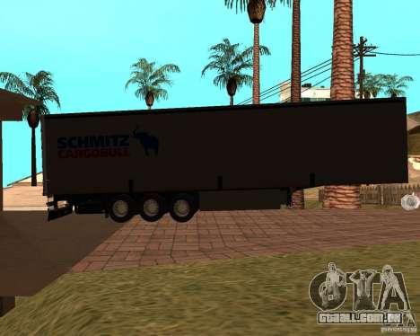 Schmitz para GTA San Andreas