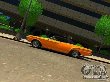 Dodge Dart para GTA 4 esquerda vista