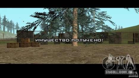 Realista v 1.0 de apiário para GTA San Andreas segunda tela