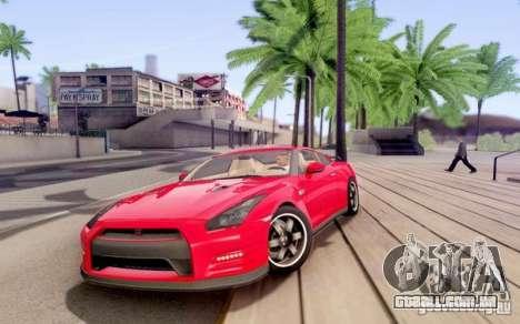 Sompelling ENBSeries para GTA San Andreas