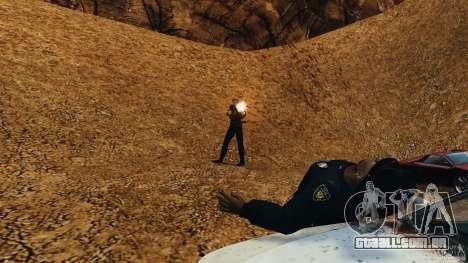 Bullet Time para GTA 4 sétima tela