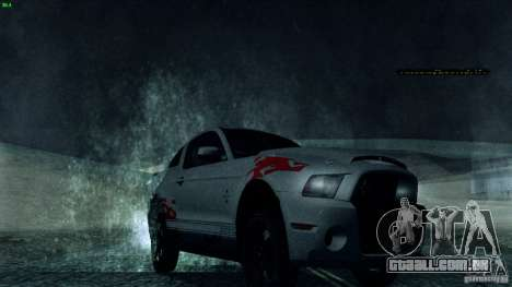 Direct R v1.0 para GTA San Andreas segunda tela