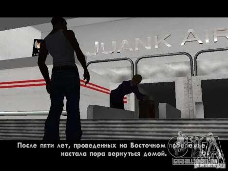 Tradução original de 1 c para GTA San Andreas