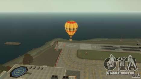 Balloon Tours original para GTA 4 esquerda vista