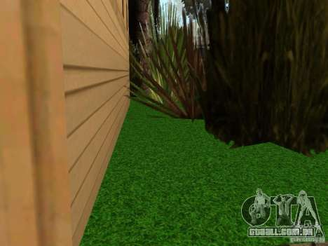 Novo hospital LAN para GTA San Andreas terceira tela