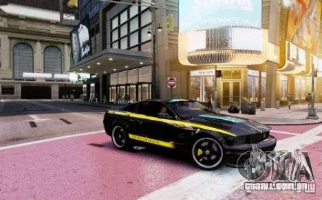 Ford Mustang (Shelby Terlingua) v1.0 para GTA 4 traseira esquerda vista
