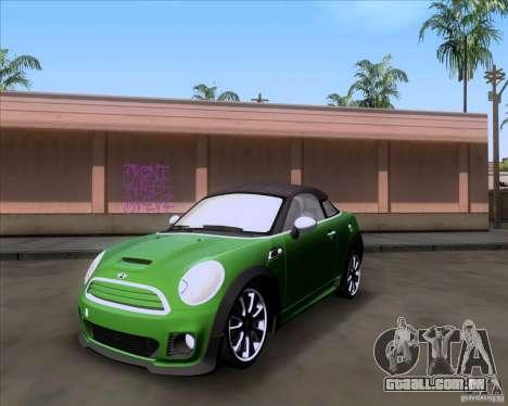 Mini Cooper Concept v1 2010 para GTA San Andreas