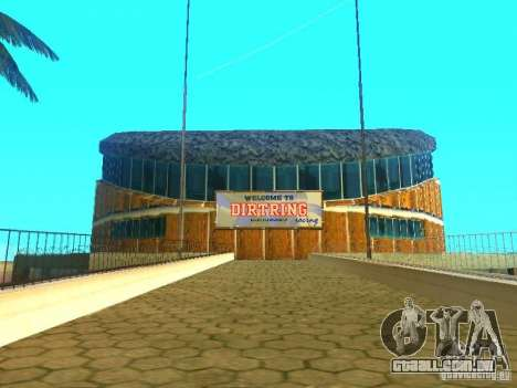 O novo edifício do ve para GTA San Andreas