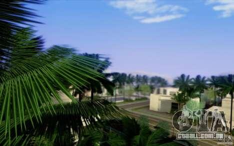 Nova Tajmcikl para GTA San Andreas sexta tela