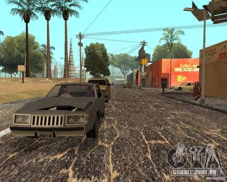 New Ghetto para GTA San Andreas sexta tela