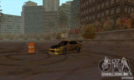 NFS Most Wanted - Paradise para GTA San Andreas décima primeira imagem de tela