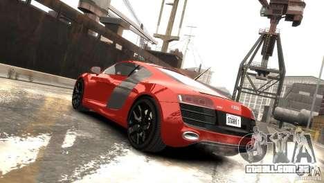 Audi R8 V10 2010 [EPM] para GTA 4 vista direita