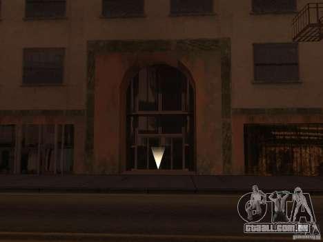 Apartamento secreto para GTA San Andreas segunda tela
