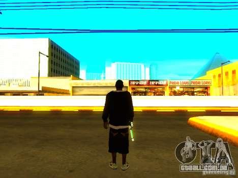Ballas grossa novo para GTA San Andreas por diante tela