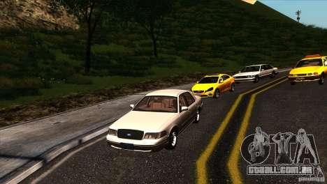 Photorealistic 2 para GTA San Andreas quinto tela