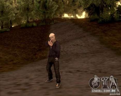 SkinPack for GTA SA para GTA San Andreas nono tela