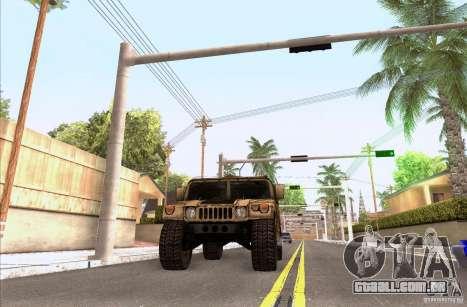 ENBSeries by HunterBoobs v2.0 para GTA San Andreas oitavo tela