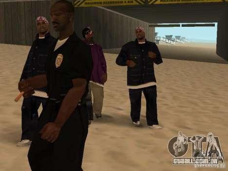 Tenpenny para GTA San Andreas por diante tela